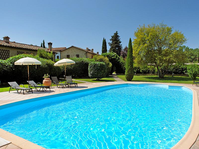 La tinaia 1414739,Casa rural  con piscina privada en Castellina in Chianti, en Toscana, Italia para 4 personas...
