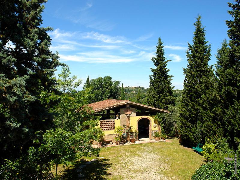 Podere rasenna 1414951,Casa rural en Palaia, en Toscana, Italia  con piscina privada para 10 personas...