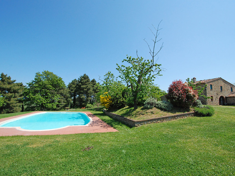 Montemaggiore 1415281,Casa rural  con piscina privada en Monte San Savino, en Toscana, Italia para 4 personas...