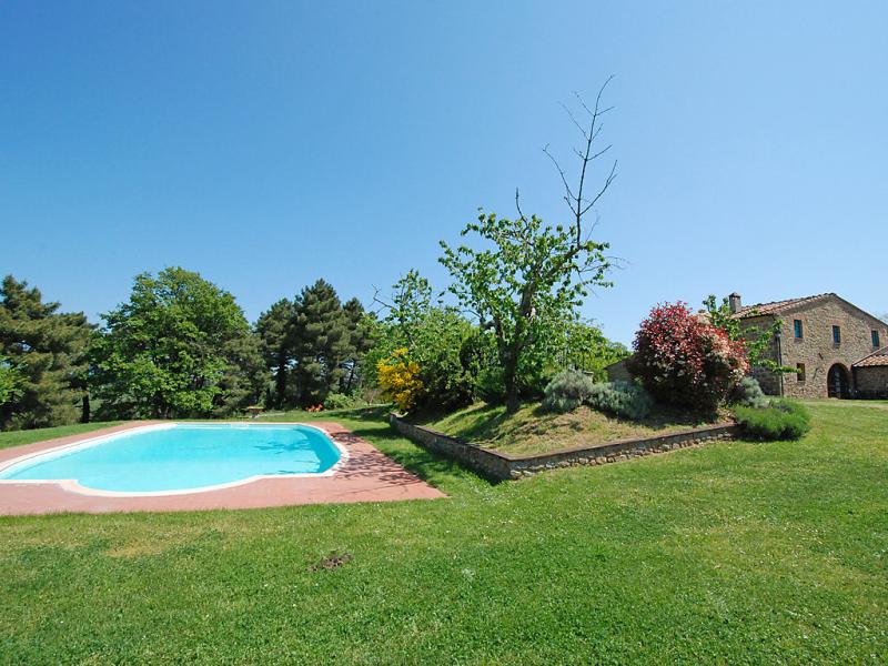 Montemaggiore 1415282,Casa rural  con piscina privada en Monte San Savino, en Toscana, Italia para 4 personas...