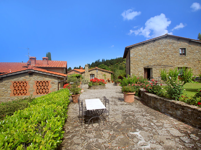 La capraia 1415389,Casa rural  con piscina privada en Castelfranco Di Sopra, Arezzo, Italia para 6 personas...