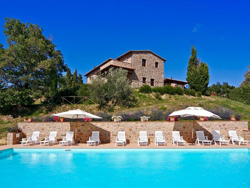 Podere dei venti 1415561,Casa rural en Castel del Piano, en Toscana, Italia  con piscina privada para 12 personas...