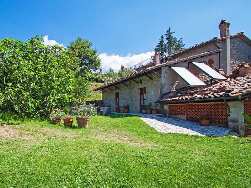 La vecchia fattoria 1415575,Casa rural en Arcidosso, en Toscana, Italia  con piscina privada para 11 personas...