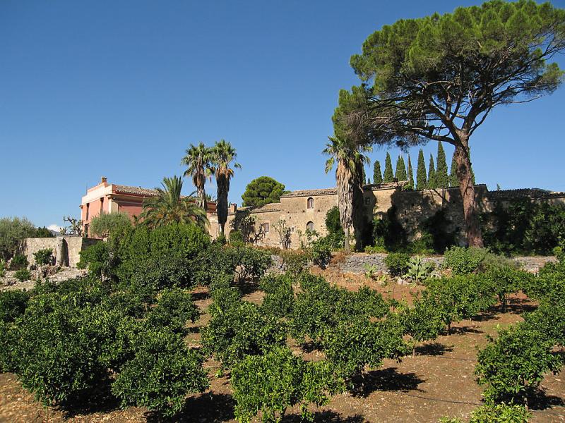 Scannale 1416737,Casa rural  con piscina privada en Scillato, Sicily, Italia para 11 personas...