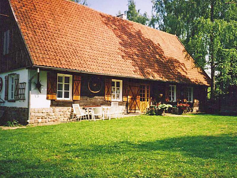 Pera 1417012,Casa rural en Trygort, Mazury, Polonia para 8 personas...