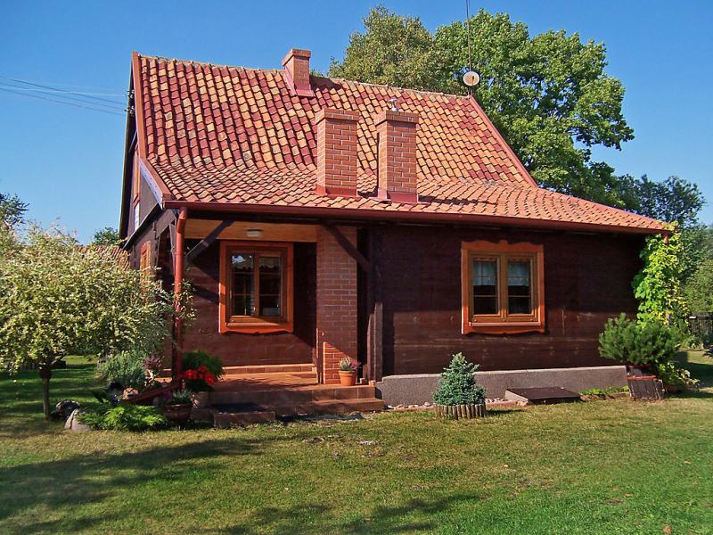 Szeroki br 2 1417033,Landelijk huis in Szeroki Bor, Mazury, Polen voor 8 personen...