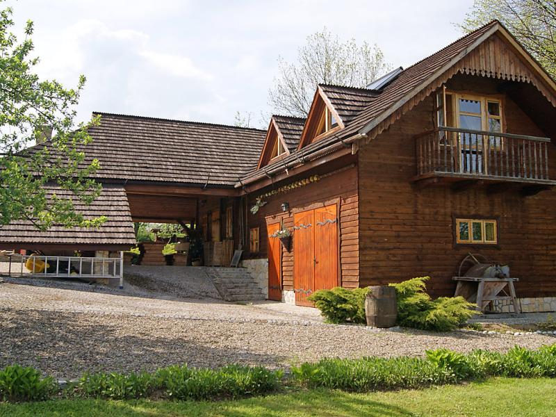 Borwna 1417078,Casa rural  con piscina privada en Borowna, Little Poland, Polonia para 7 personas...