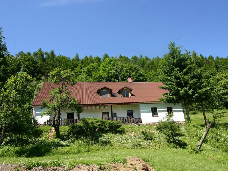 Na zampachu 1418089,Casa rural en Ruda nad Moravou, Olomoucký kraj, Chequia para 14 personas...