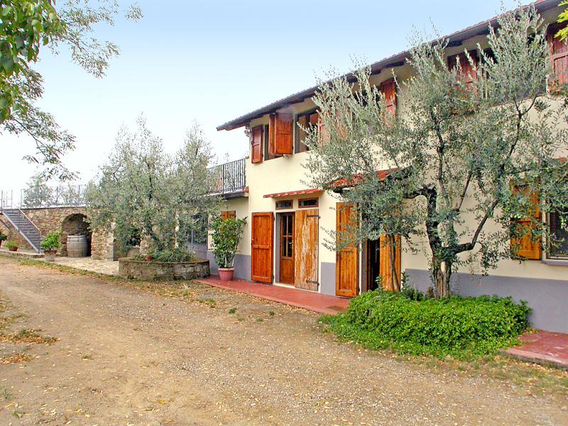 Posticcia vecchia 1418735,Casa rural en Pergine Valdarno, en Toscana, Italia  con piscina privada para 6 personas...