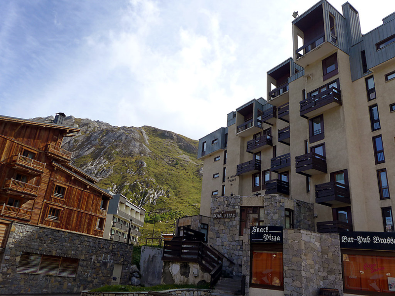 Le grand tichot a et b 1421963, Hotel room in Tignes, Rhône-Alpes, France for 4 persons...