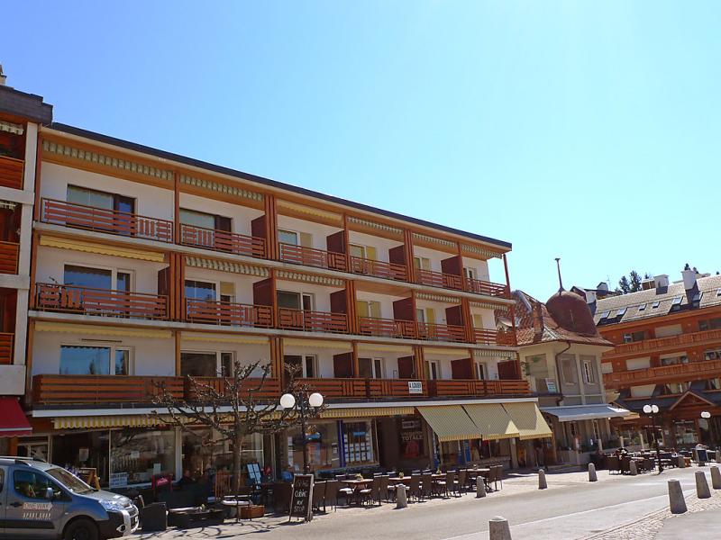 Le farinet 1421999,Chambre d'hôtel à Crans-Montana, Valais, Suisse pour 2 personnes...
