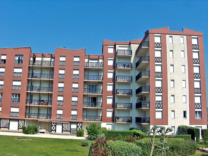 Cabourg 2000 1427682,Cuarto de hotel en Cabourg, Normandy, Francia para 4 personas...
