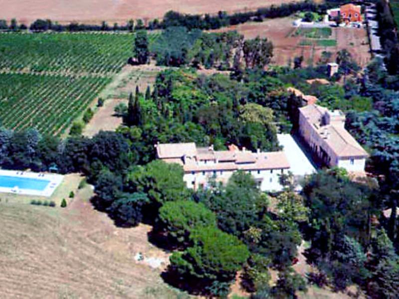 Falcognana 1428134,Casa rural en Rome, Rome, Italia  con piscina privada para 7 personas...