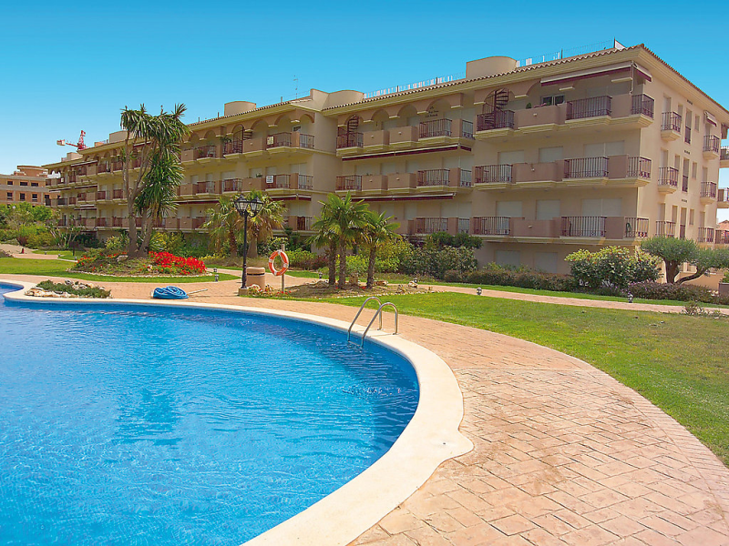 Casa gajate 1428326,Cuarto de hotel  con piscina privada en St Carles de la Ràpita, en la Costa Dorada, España para 4 personas...
