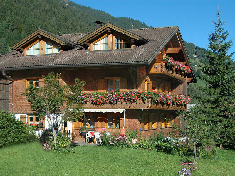 Versettla 1429578,Casa rural en Gaschurn, Vorarlberg, Austria para 3 personas...