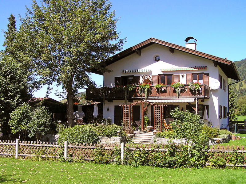 Ludwig thoma 1430417,Casa rural en Oberammergau, Upper Bavaria, Alemania para 2 personas...