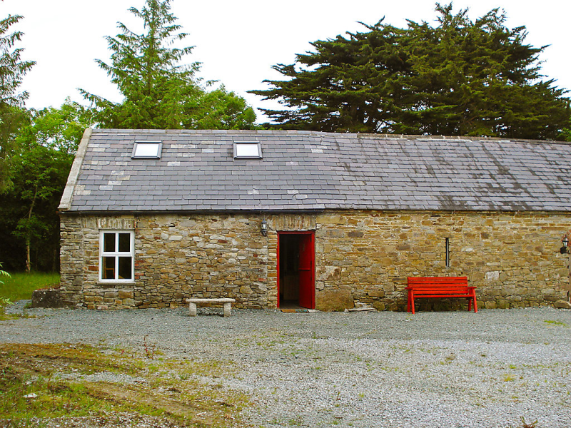 Glenhouse 1430553, Maison rurale à Killarney, Cork and Kerry, Irlande pour 2 personnes...