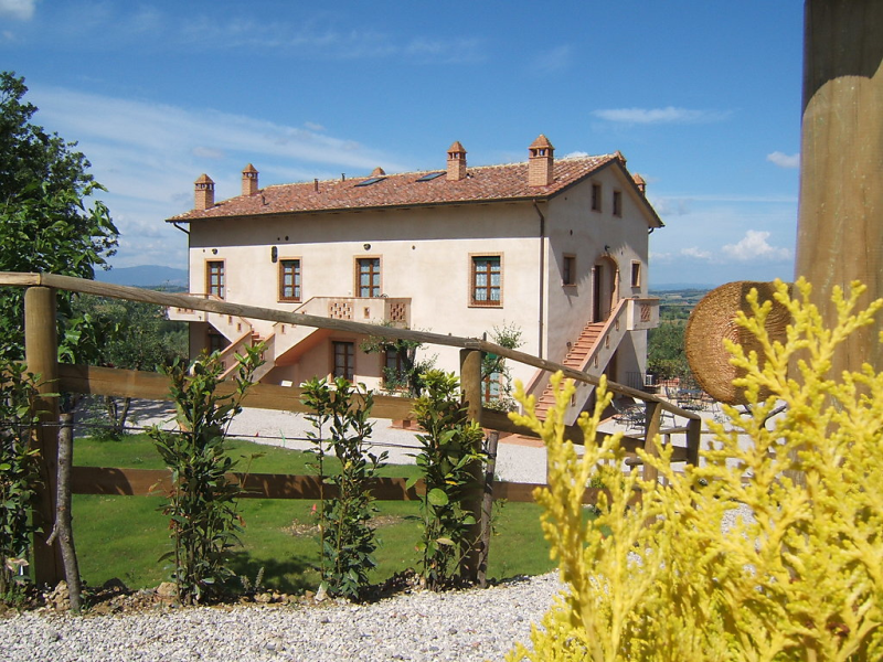Poggio olivo 1430797,Casa rural  con piscina privada en Montepulciano, en Toscana, Italia para 5 personas...