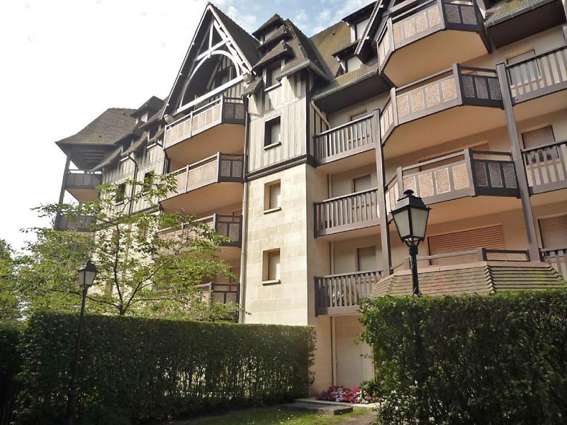 Le fairway 1431445,Cuarto de hotel en Deauville, Calvados, Francia para 4 personas...