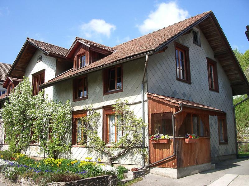 Drossli 1437124,Casa rural en Gibswil (Fischenthal), Lake Zurich Region, Suiza para 2 personas...