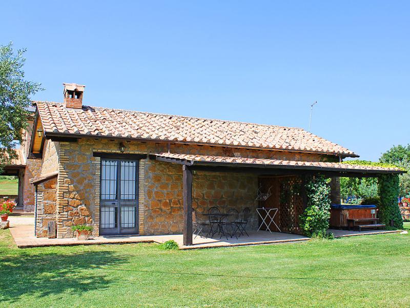 Il casale 1441313,Casa rural en San Polo, Lazio, Italia  con piscina privada para 6 personas...