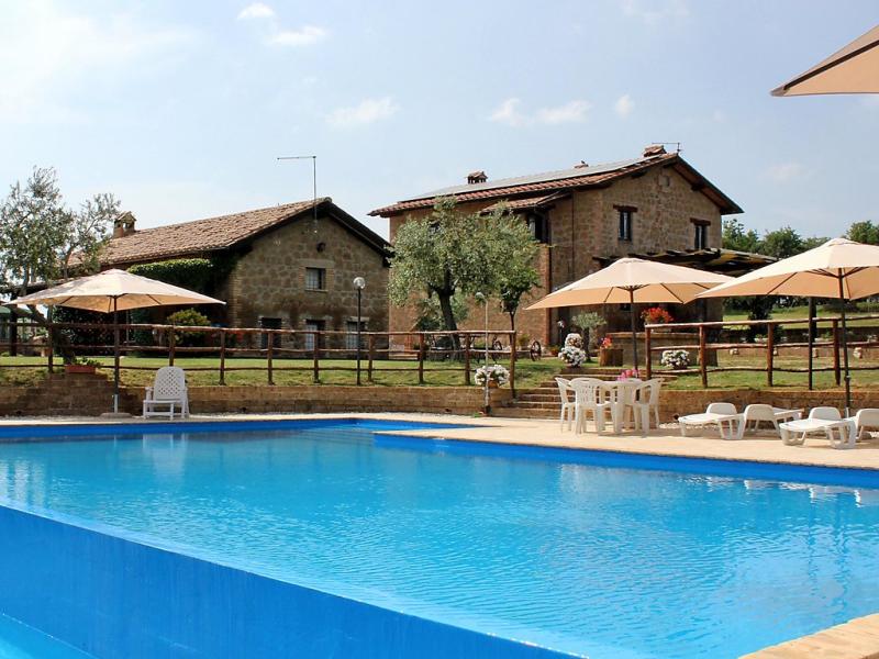 Le ginestre 1441579,Casa rural  con piscina privada en San Polo, Lazio, Italia para 6 personas...