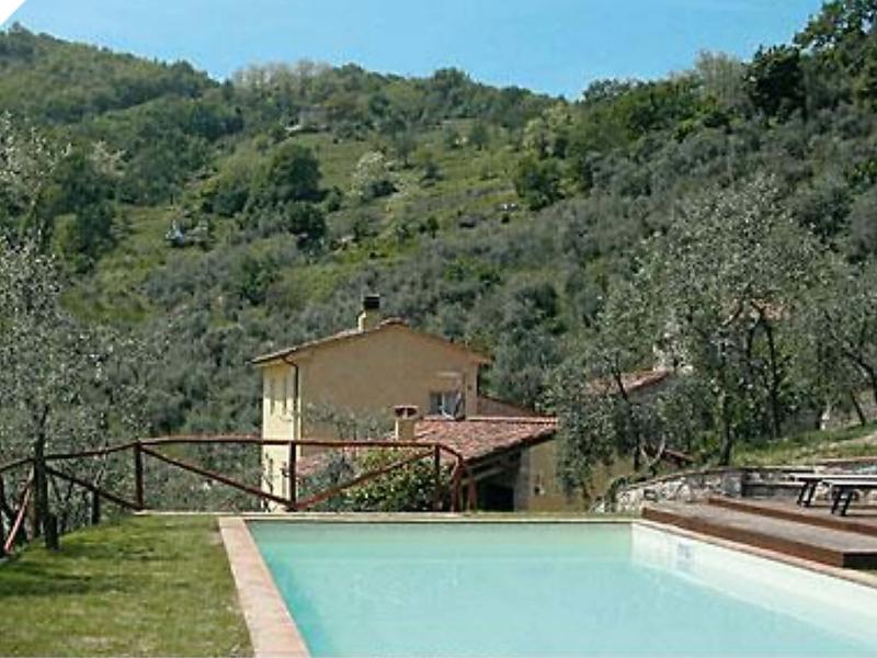 Dante 1 1445681,Casa rural en Lucca, en Toscana, Italia  con piscina privada para 8 personas...
