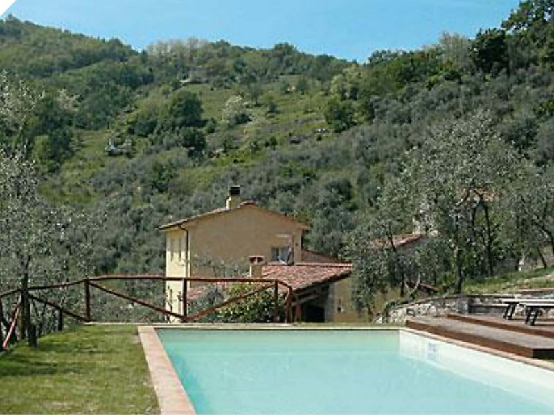 Dante 2 1445682,Casa rural en Lucca, en Toscana, Italia  con piscina privada para 4 personas...
