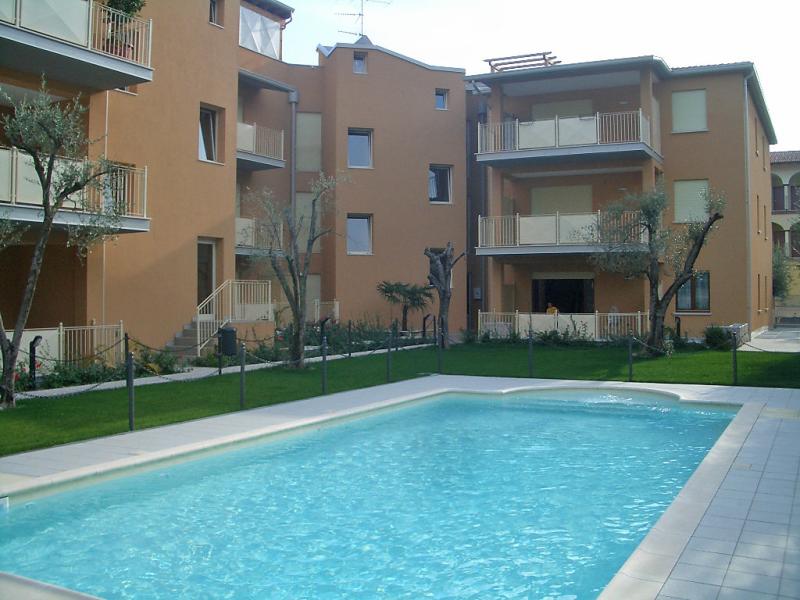 Il piccolo 1446486,Cuarto de hotel  con piscina privada en Toscolano, Lago di Garda, Italia para 5 personas...