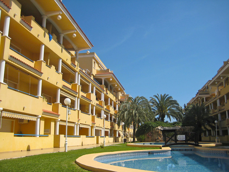 Cascada de la marinas 01 1448061,Cuarto de hotel en Dénia, Alicante, España  con piscina privada para 4 personas...
