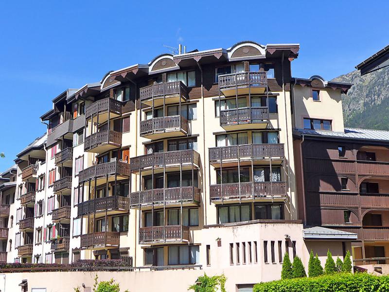 Jonquilles 1449650,Cuarto de hotel en Chamonix, Mont-Blanc, Francia para 4 personas...