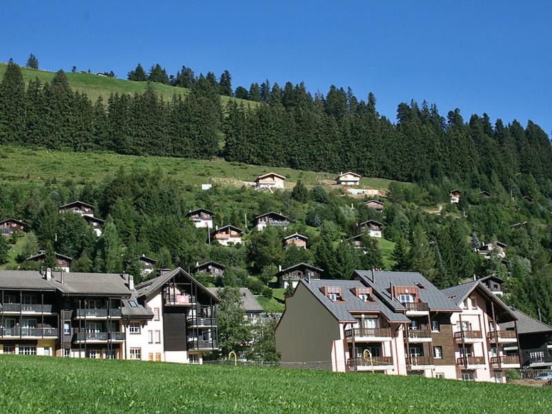 Appartement 1 1451243,Cuarto de hotel en Moléson-Sur-Gruyères, Freiburg, Suiza para 2 personas...