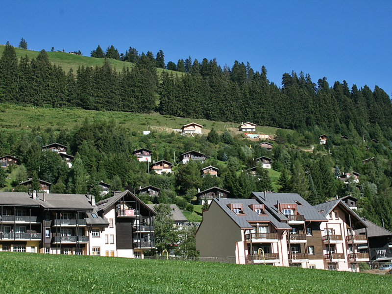 Andromde 1451245,Cuarto de hotel en Moléson-Sur-Gruyères, Freiburg, Suiza para 4 personas...