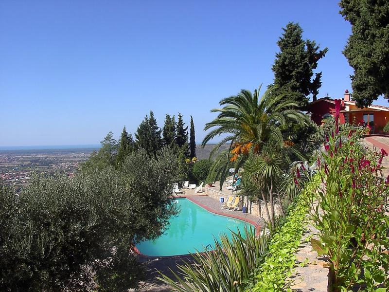 Bellavista 2 1452072,Casa rural en San Giuliano Terme, en Toscana, Italia  con piscina privada para 6 personas...