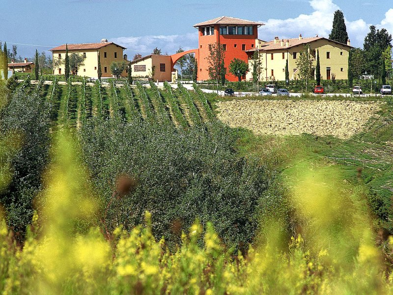 Borgo dei lunardi 1453859,Casa rural en Vinci, en Toscana, Italia  con piscina privada para 4 personas...