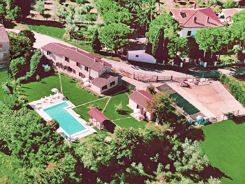 Pino 1454162,Загородный дом  с частным бассейном  на 6 человек в Castiglione del Lago, Umbria, в Италии...