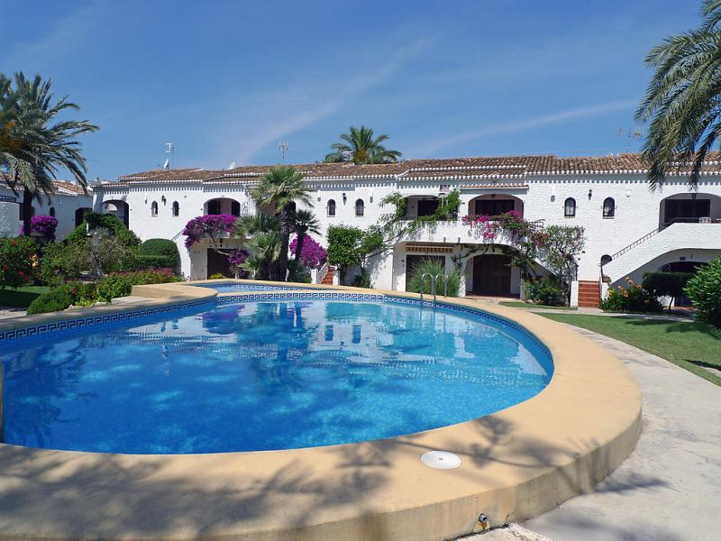 El palmeral 1455677,Cuarto de hotel en Dénia, Alicante, España  con piscina privada para 4 personas...