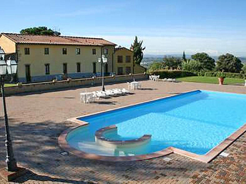 Montereggi 1456741,Casa rural en Vinci, en Toscana, Italia  con piscina privada para 4 personas...