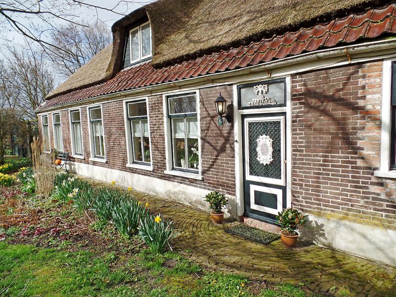 De dars 1456765,Casa rural en 't Zand, Noord-Holland, Holanda para 10 personas...