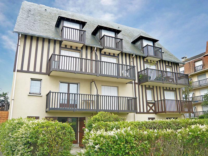Le vert clos 1458141,Cuarto de hotel en Villers-sur-Mer, Normandy, Francia para 4 personas...