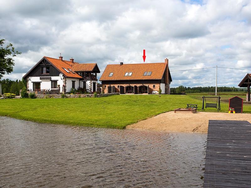 Siedlisko maria 1458164,Casa rural en Jablonowo, Mazury, Polonia para 8 personas...