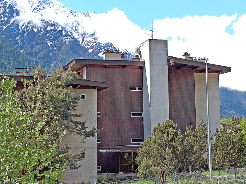 Arve 1 et 2 1458872,Cuarto de hotel en Chamonix, Mont-Blanc, Francia para 2 personas...