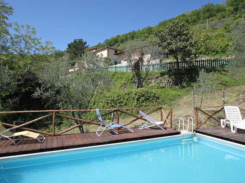 Il castagneto 1459882,Casa rural en Rufina, en Toscana, Italia  con piscina privada para 10 personas...