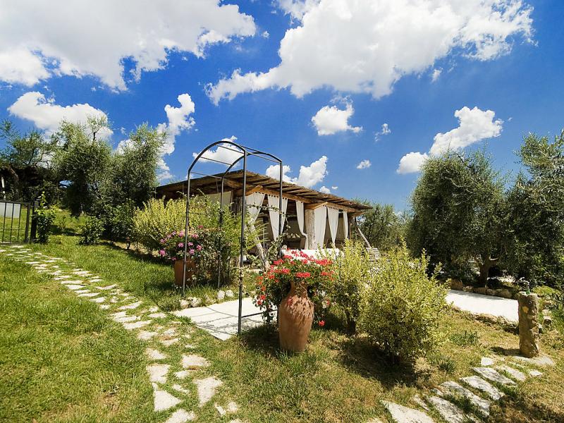 Dini 1460363,Casa rural en San Gimignano, en Toscana, Italia  con piscina privada para 3 personas...