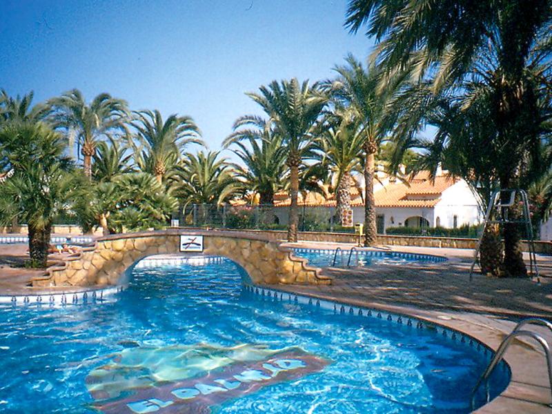 El palmar 1460799,Cuarto de hotel  con piscina privada en Dénia, Alicante, España para 4 personas...