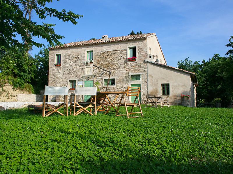Accogliente 1462531,Casa rural en Gabicce Mare, The Marches, Italia para 4 personas...