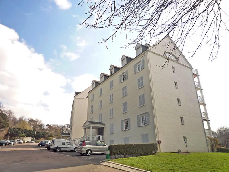Le parc de la jacotte 1462972,Cuarto de hotel en Deauville, Calvados, Francia para 2 personas...