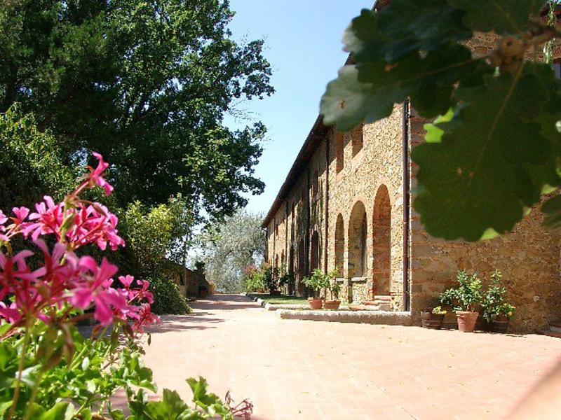 Poggitazzi 1463527,Casa rural  con piscina privada en Terranuova Bracciolini, en Toscana, Italia para 6 personas...