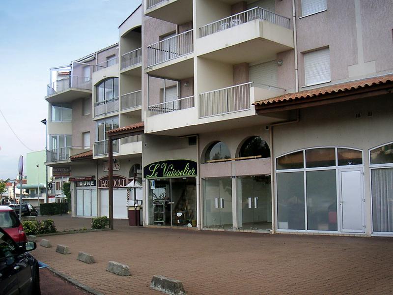 Les sables dor 1463598,Cuarto de hotel en Saint-Palais-sur-Mer, Poitou-Charentes, Francia para 4 personas...