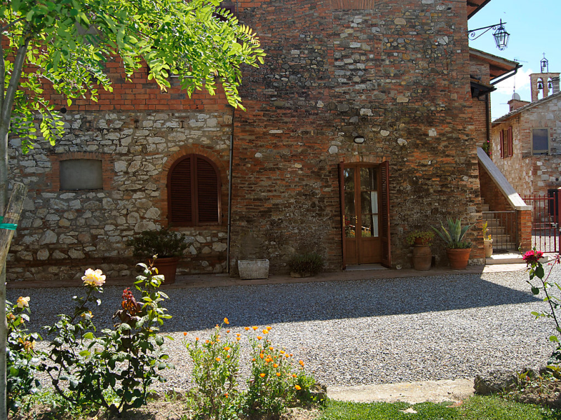 Apt piccolo 1466181,Casa rural en Castelnuovo Berardenga, en Toscana, Italia para 3 personas...